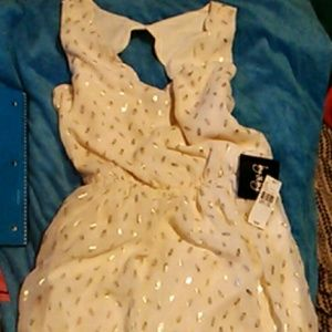 By & by dress nwt